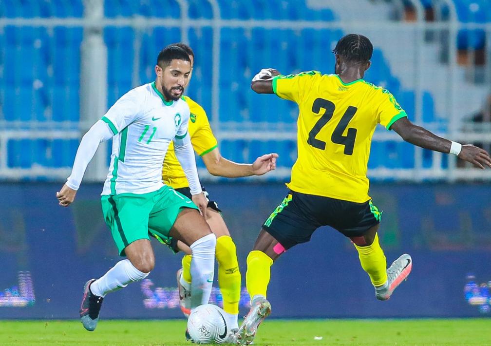 热身赛:乌兹别克斯坦1-2伊拉克,沙特阿拉伯1-2牙买加