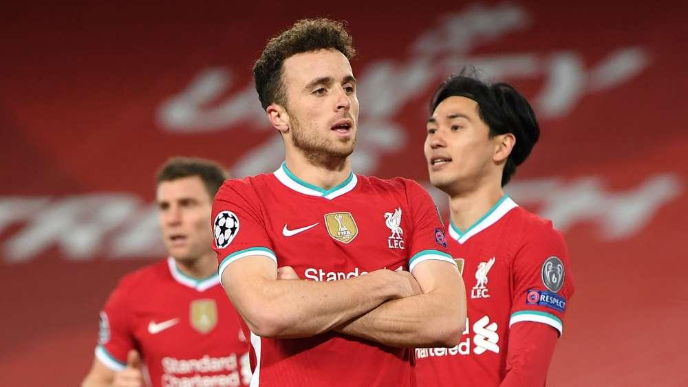前队友:若塔并不打算留在利物浦,他想去更好的球队