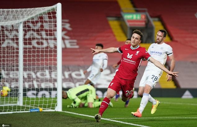 菲尔米诺破门+两次中框 若塔建功,利物浦3-0莱斯特城