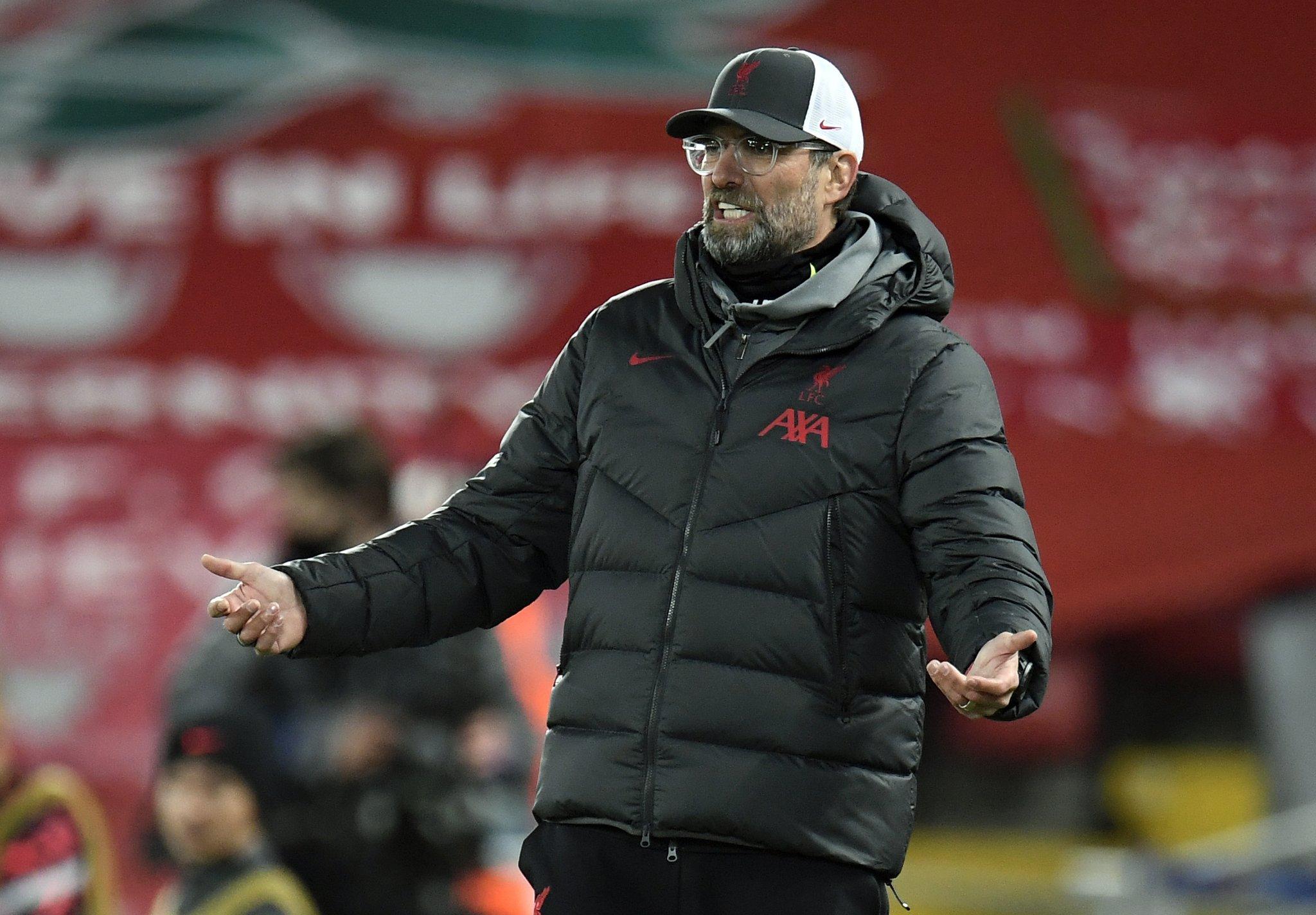发生了什么?利物浦欧冠主场全场0射正,近17年来首次