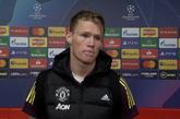 麦克托米奈:巴黎的球员经常抱怨,这是个艰难的夜晚