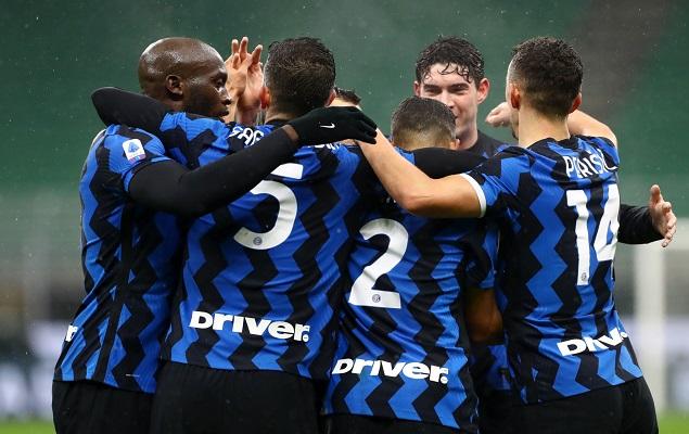 卢卡库破门阿什拉夫双响,国际米兰3-1博洛尼亚升至第二