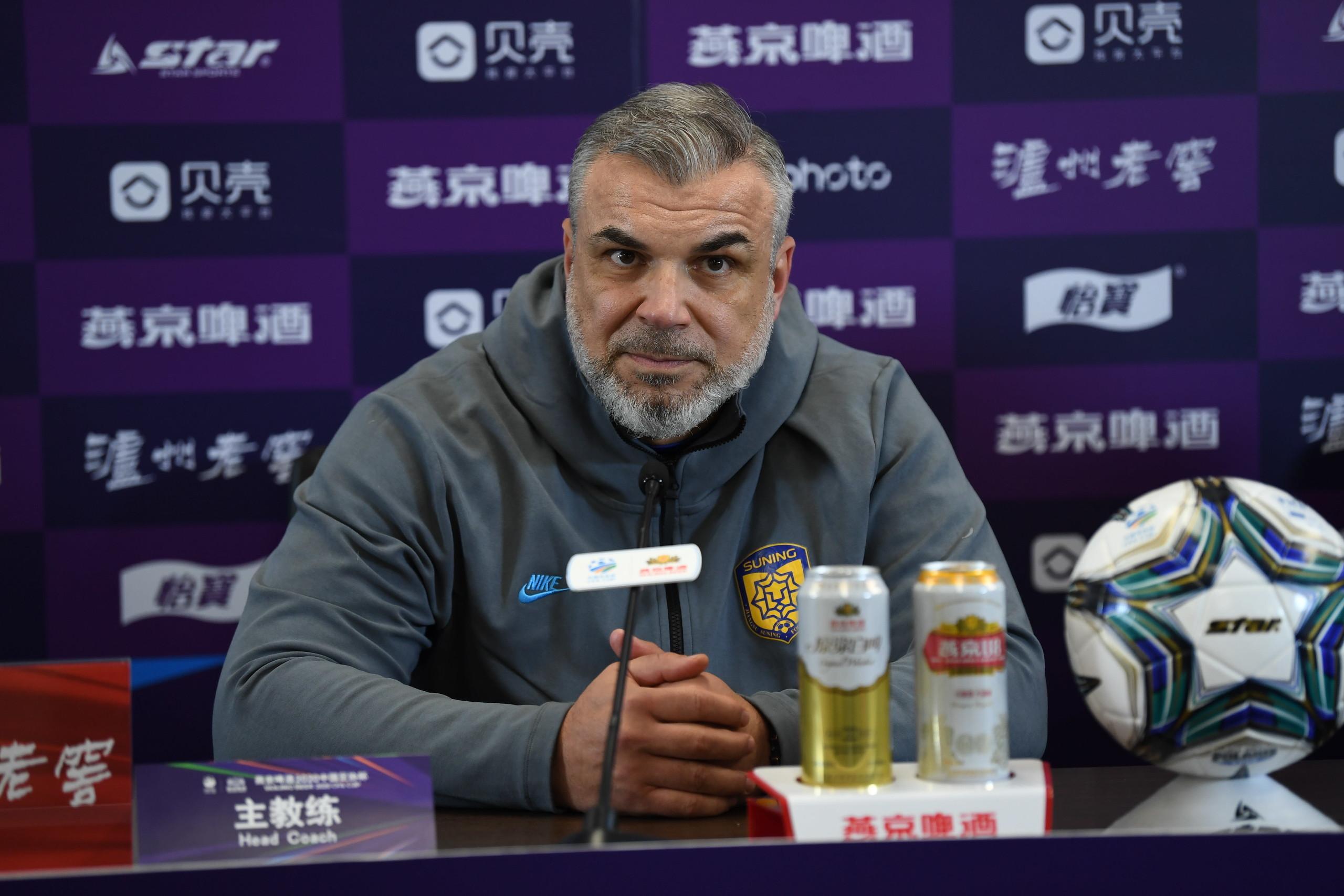 奥拉罗尤:对队员非常自豪,失去冠军心里也很不舒服