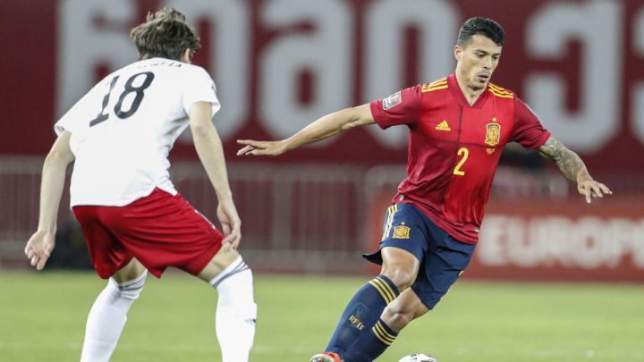 GIF:莫拉塔助攻-托雷斯破门,西班牙扳平比分