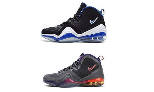 Nike Air Penny V便士哈達威 537331-040/070